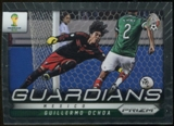 2014 Panini Prizm World Cup Guardians Prizms #17 Guillermo Ochoa