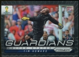 2014 Panini Prizm World Cup Guardians #24 Tim Howard