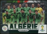 2014 Panini Prizm World Cup Team Photos Prizms #1 Algeria