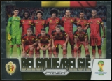 2014 Panini Prizm World Cup Team Photos Prizms #4 Belgium