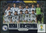 2014 Panini Prizm World Cup Team Photos Prizms #5 Bosnia-Herzegovina
