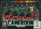 2014 Panini Prizm World Cup Team Photos Prizms #7 Cameroon
