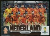 2014 Panini Prizm World Cup Team Photos Prizms #18 Nederland
