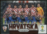 2014 Panini Prizm World Cup Team Photos Prizms #20 Hrvatska