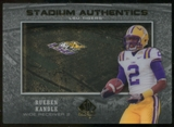 2012 Upper Deck SP Authentic Stadium Authentics #SARR Rueben Randle