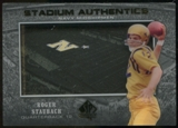 2012 Upper Deck SP Authentic Stadium Authentics #SARS Roger Staubach