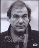 Oliver Stone Signed Autographed Auto 8x10 PSA DNA
