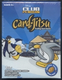 Topps Club Penguin Card-Jitsu Factory Sealed Box