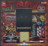 Transformers Revenge of the Fallen Blaster Box (2009 Topps)