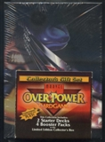 Marvel Over Power Collector's Gift Set Box (1995 Fleer)