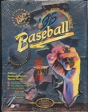 1995 Topps Stadium Club Series 1 Baseball Rack Box
