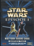 Star Wars Episode 1 Series 2 Retail Box (1999 Topps)