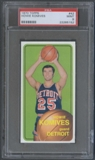 1970/71 Topps Basketball #42 Howie Komives PSA 9 (MINT) *5152
