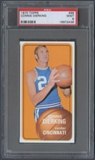 1970/71 Topps Basketball #66 Connie Dierking PSA 9 (MINT) *2436