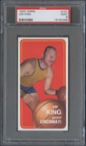 1970/71 Topps Basketball #131 Jim King PSA 9 (MINT) *2398