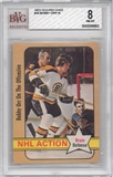 1972/73 O-Pee-Chee Hockey #58 Bobby Orr BVG 8 (NM-MT) *0963