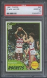 1981/82 Topps Basketball #42 Elvin Hayes PSA 10 (GEM MT) *8717