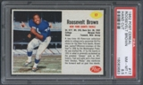 1962 Post Cereal #17 Roosevelt Brown PSA 8.5 (NM-MT+) *3683