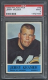 1964 Philadelphia Football #76 Jerry Kramer PSA 9 (MINT) *7633