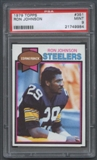 1979 Topps Football #351 Ron Johnson Rookie PSA 9 (MINT) *9984