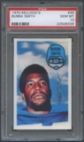 1970 Kellogg's Football #46 Bubba Smith PSA 10 (GEM MT) *8338