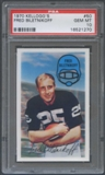 1970 Kellogg's Football #50 Fred Biletnikoff PSA 10 (GEM MT) *1270
