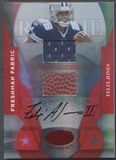 2008 Leaf Certified Materials #211 Felix Jones Mirror Red Rookie Jersey Auto #070/100