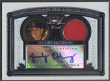 2005 Bowman Sterling #JE Jacoby Ellsbury Rookie Jersey Auto