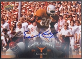 2011 Upper Deck Texas #29 Earl Campbell Auto