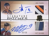 2009/10 The Cup #SP2TD Matt Duchene & John Tavares Dual Patch Auto #32/35