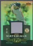 2006 Upper Deck Epic #WB2 Wade Boggs Materials Grey Jersey #09/40