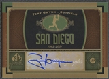 2012 SP Signature #SD1 Tony Gwynn Auto