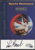 1999 Sports Illustrated Greats of the Game #11 Lou Brock Auto