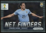 2014 Panini Prizm World Cup Net Finders #23 Edinson Cavani
