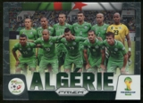 2014 Panini Prizm World Cup Team Photos #1 Algeria