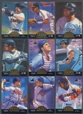 1994 Pinnacle Baseball Team Pinnacle Complete Set
