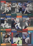 2001 Donruss Baseball 1999 Retro Complete Set
