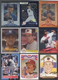 2001 Donruss Baseball Rookie & Insert 269 Card Lot
