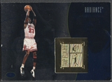 1998/99 SPx Finite #181 Michael Jordan Radiance Top Flight #1101/1130