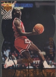 1998 Upper Deck MJx #2 Michael Jordan Timepieces Bronze #094/230