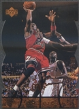 1998 Upper Deck MJx #22 Michael Jordan Timepieces Bronze #030/230
