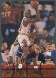 1998 Upper Deck MJx #34 Michael Jordan Timepieces Bronze #171/230