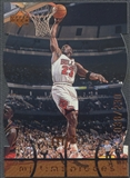 1998 Upper Deck MJx #75 Michael Jordan Timepieces Bronze #038/230