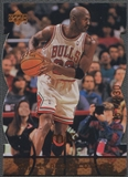 1998 Upper Deck MJx #78 Michael Jordan Timepieces Bronze #151/230