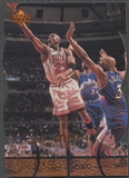 1998 Upper Deck MJx #93 Michael Jordan Timepieces Bronze #116/230