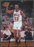 1998 Upper Deck MJx #106 Michael Jordan Timepieces Bronze #022/230