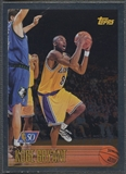 1996/97 Topps #138 Kobe Bryant NBA at 50 Rookie