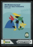 2014 Panini Prizm World Cup World Cup Posters #1 Belo Horizonte