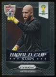 2014 Panini Prizm World Cup World Cup Stars #42 Tim Howard