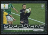 2014 Panini Prizm World Cup Guardians #5 Julio Cesar
